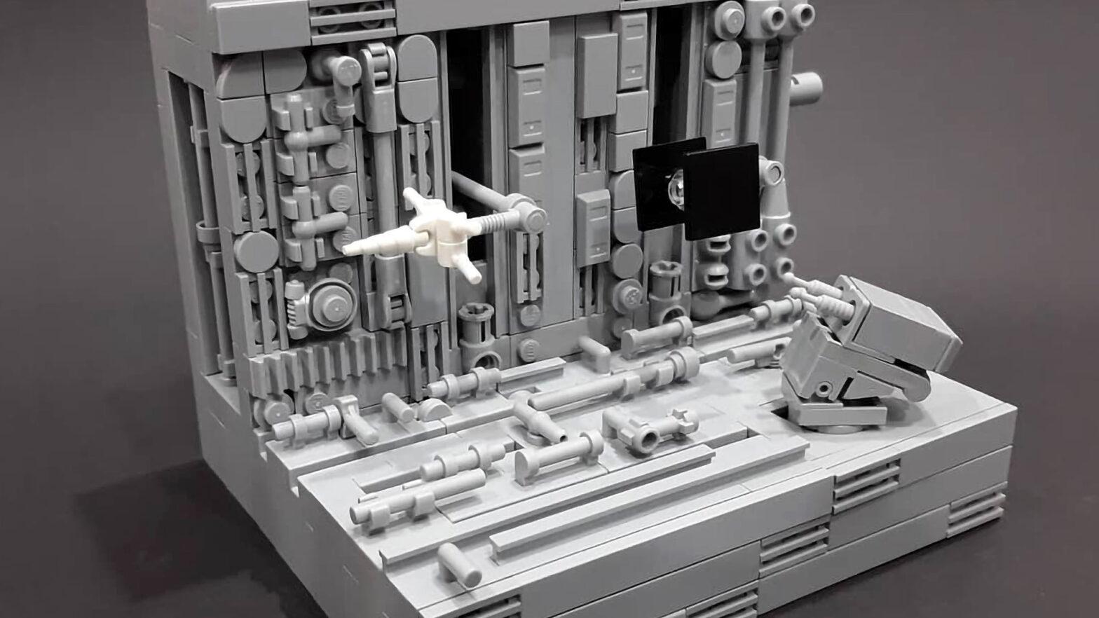 Star Wars Trench Run Mini Kinetic Sculpture
