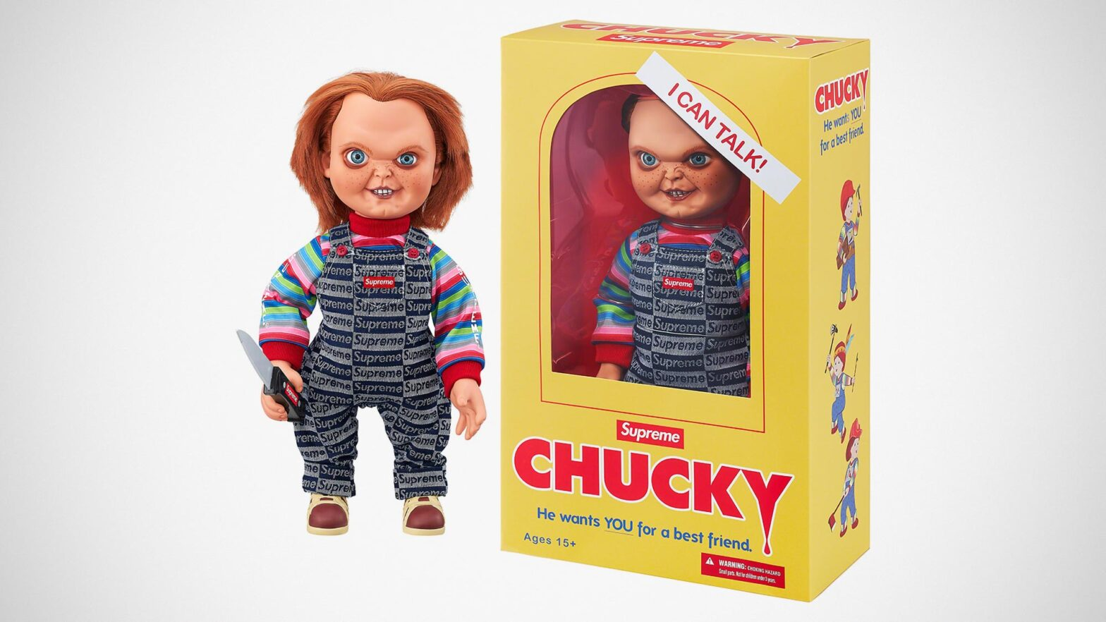 Supreme Chucky Doll