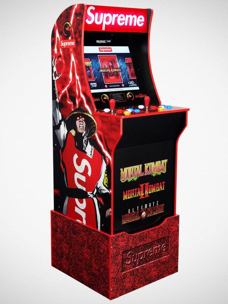 Supreme Mortal Kombat Arcade by Arcade1UP