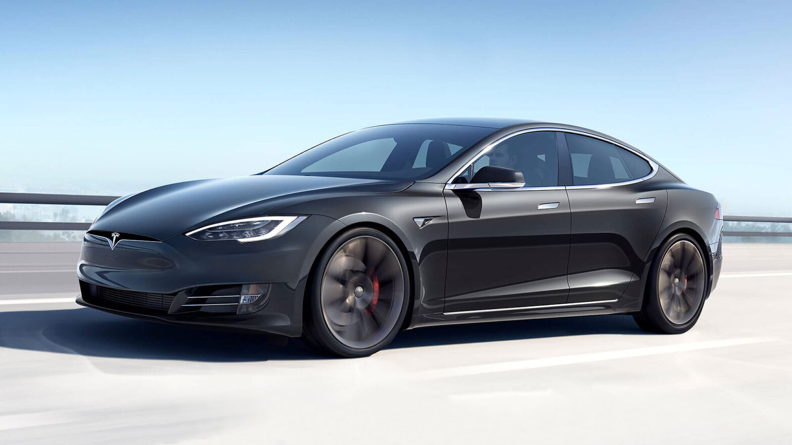 Tesla Plaid Model S Electric Sport Sedan