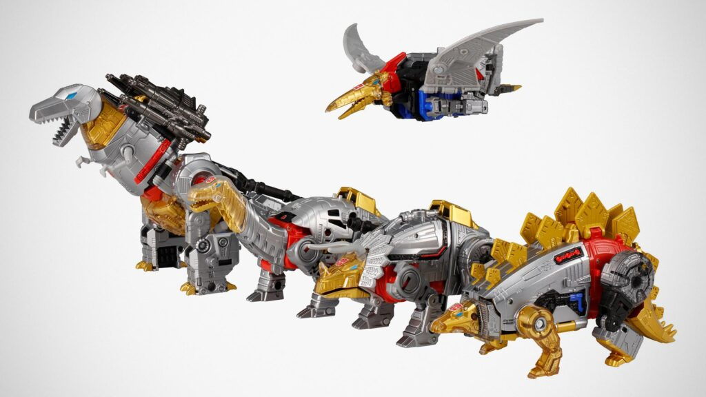 Takara Tomy Transformers Generation Selects Volcanicus