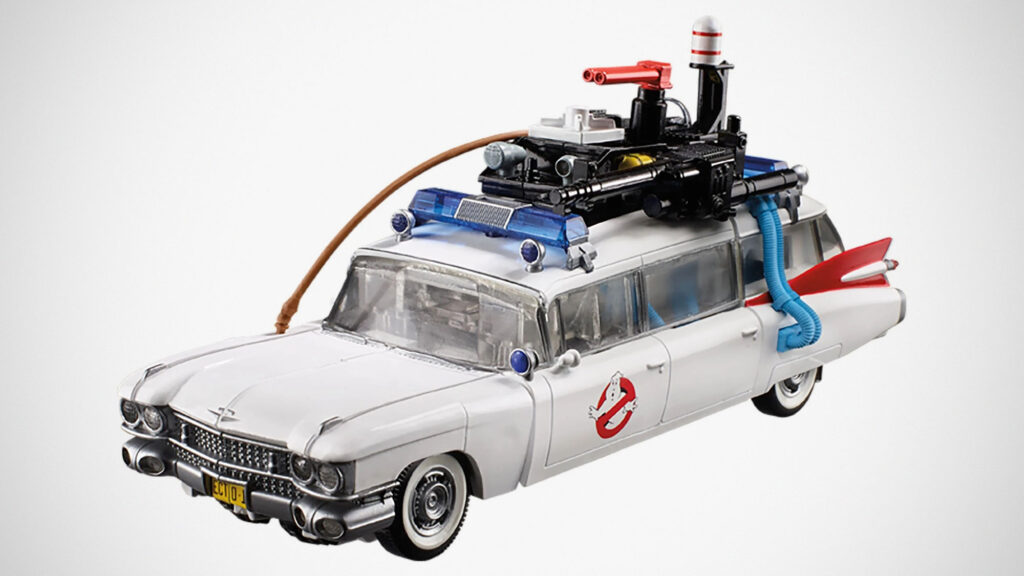 Transformers Ghostbusters Ecto-1 Action Figure
