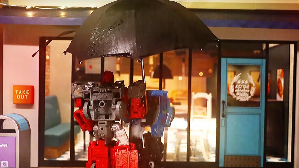 Transformers Netflix Crashing on K Wave Stop Motion
