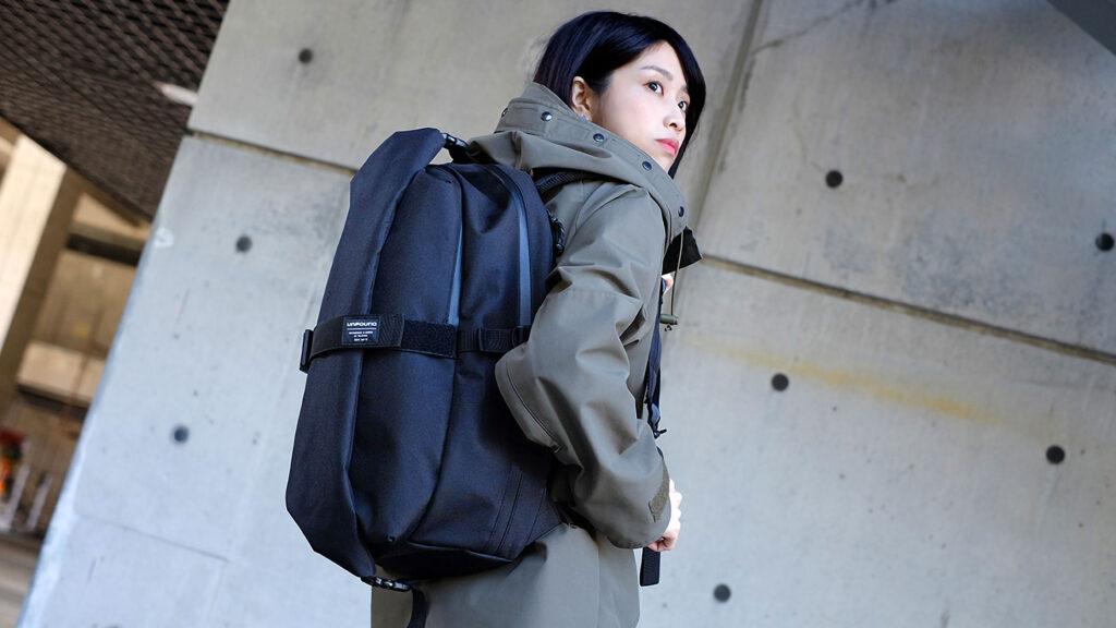Unfound Backpack on Kickstarter