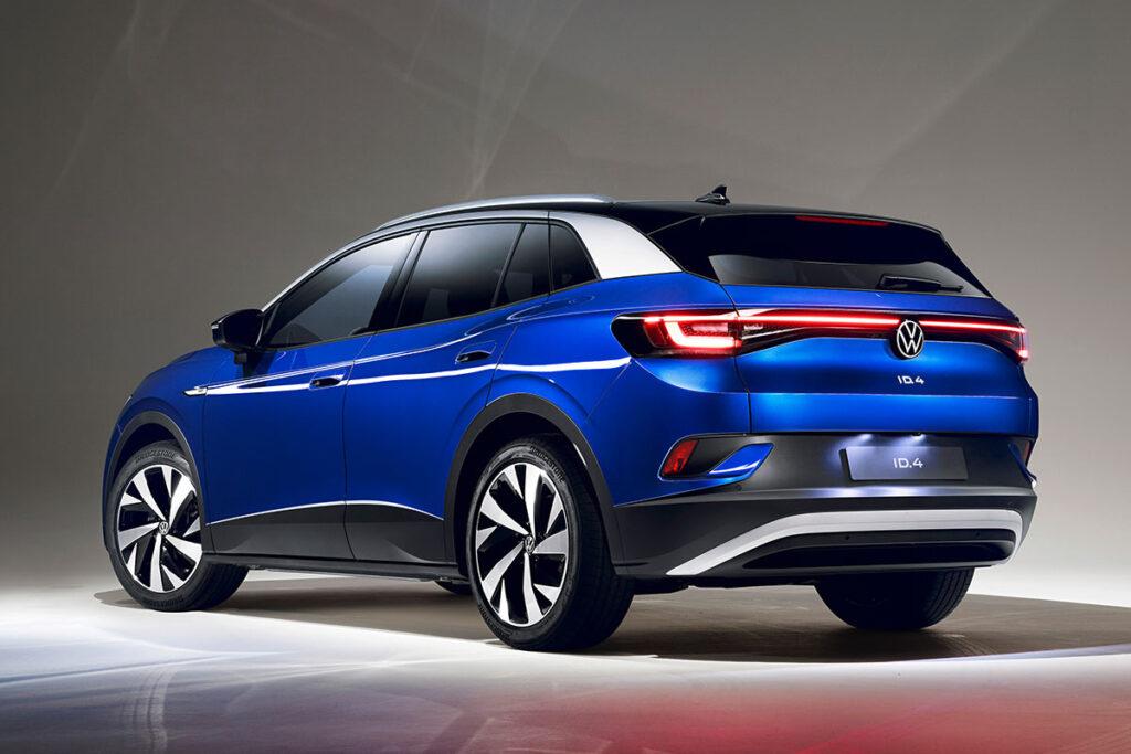 Volkswagen ID.4 Electric Sport Utility Vehicle