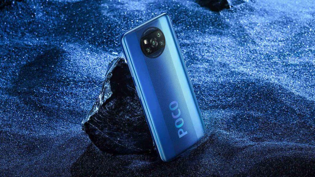 Xiaomi Poco X3 NFC Android Smartphone