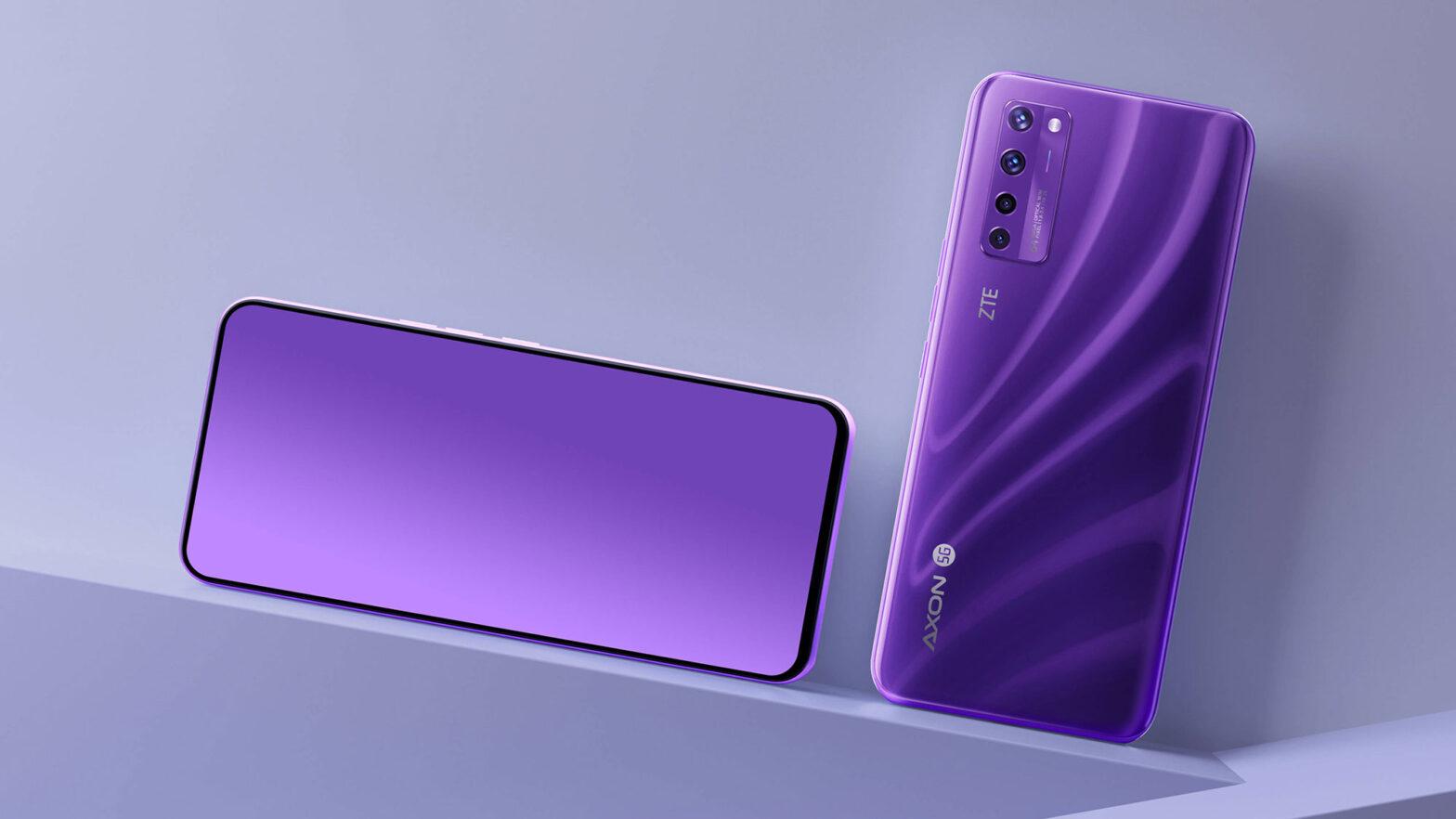 ZTE Axon 20 5G Android Smartphone