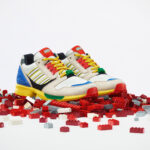 Official Look At The adidas Originals ZX 8000 LEGO Sneakers That Isn't Sean's