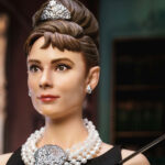 Shonen Ric Is Now Selling A Beautiful 1/4 Scale Audrey Hepburn As Holly Golightly Statue