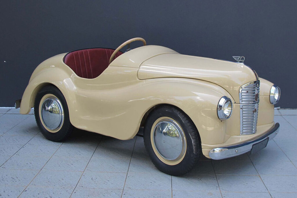 1950s Austin J40 Pedal Car