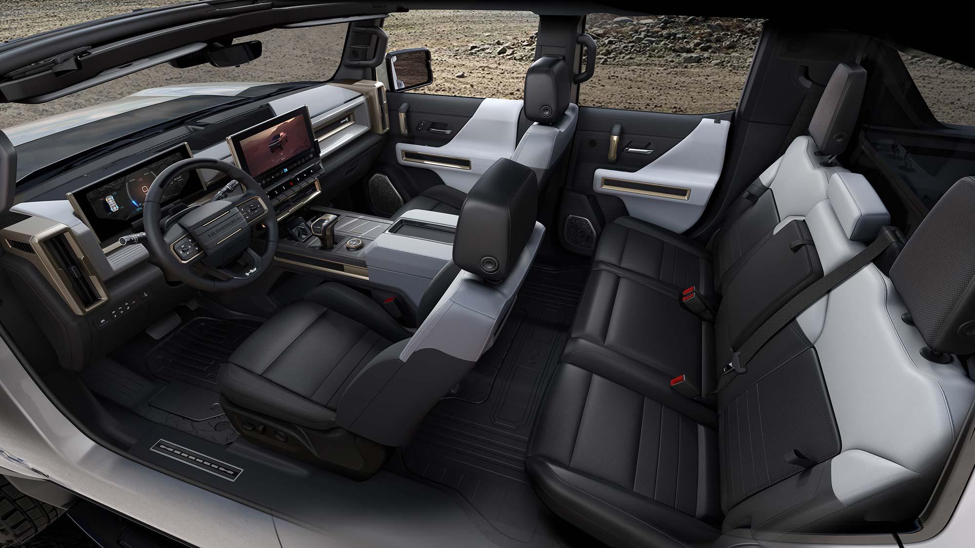 GMC Hummer EV Electric Supertruck Formally Revealed For US ...