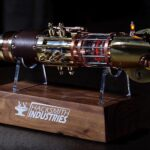 4000 Degrees Plasma Lightsaber: The Closest Mankind Will Ever Get To A Real Lightsaber