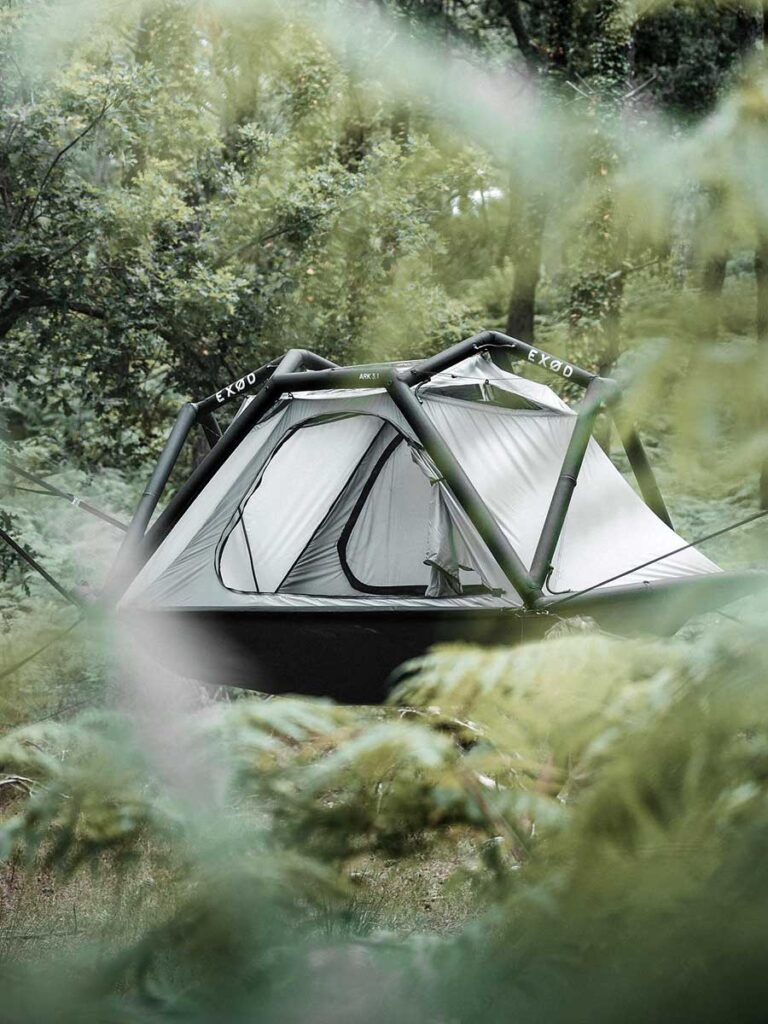 ARK Hanging Inflatable Exoskeleton Tent