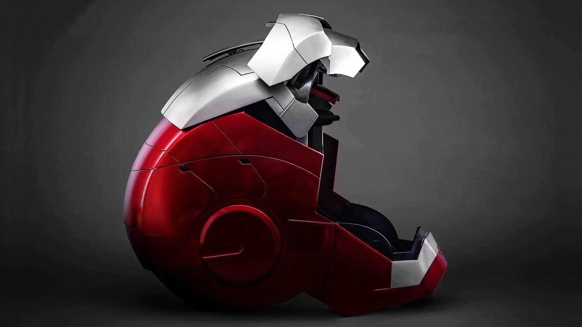 AutoKing Wearable Iron Man Mk5 Helmet