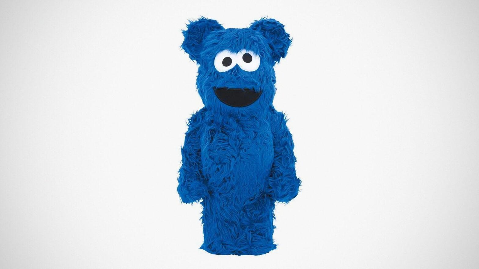 BE@RBRICK Cookie Monster Costume Ver. Figure