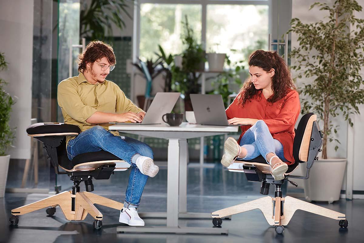 BeYou Transforming Chair Kickstarter