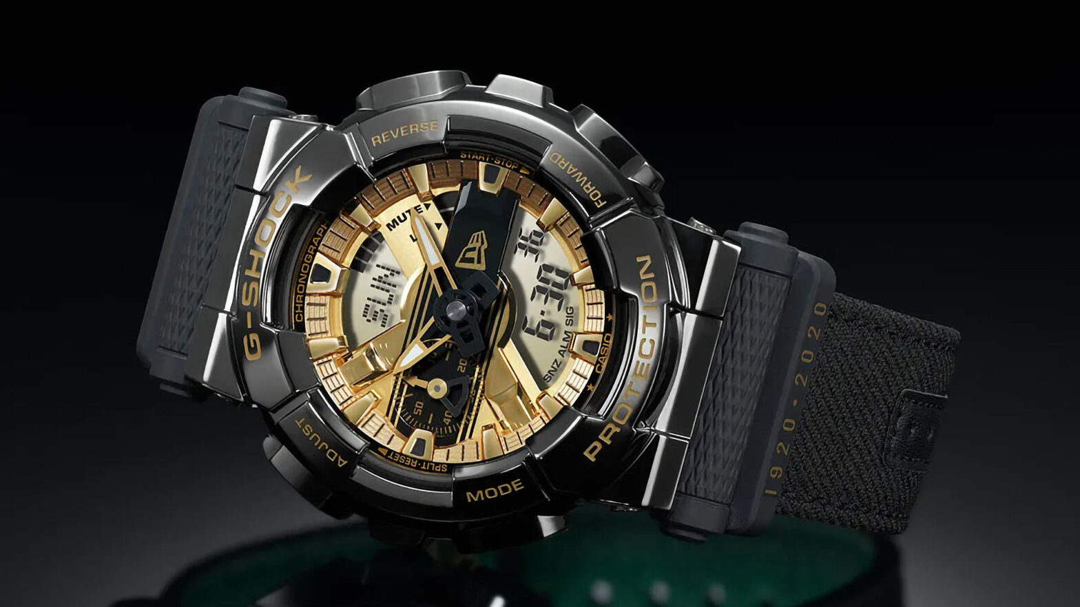 Casio G-Shock x New Era GM110NE-1A Watch