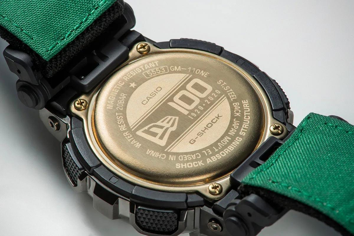 Casio G-Shock x New Era GM110NE-1A Watch