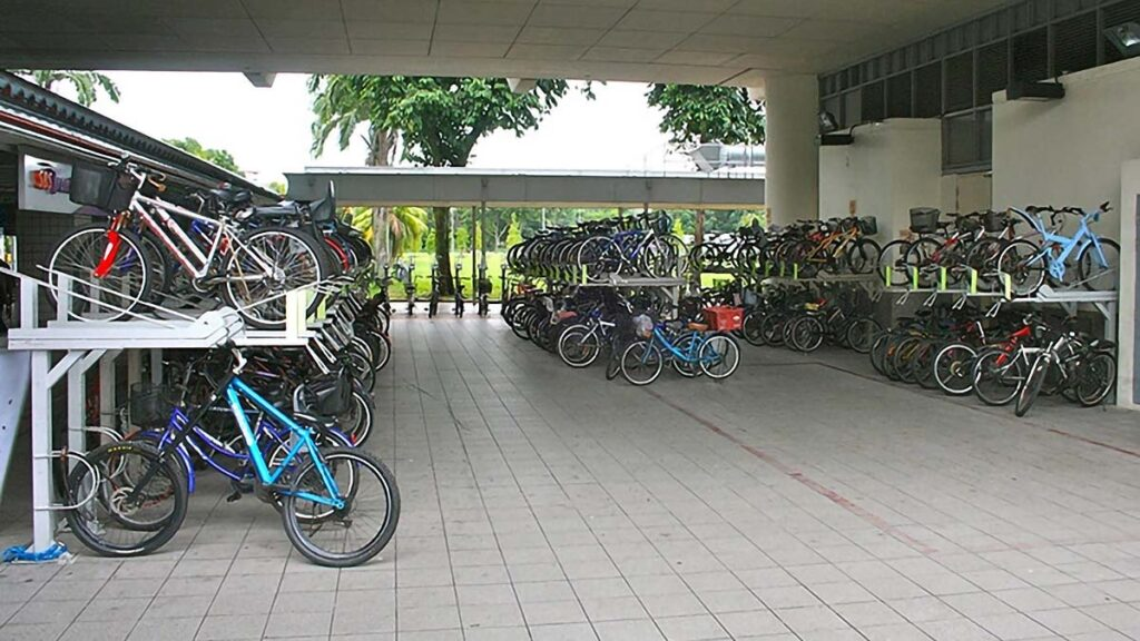 Dual Bicycle Rack System