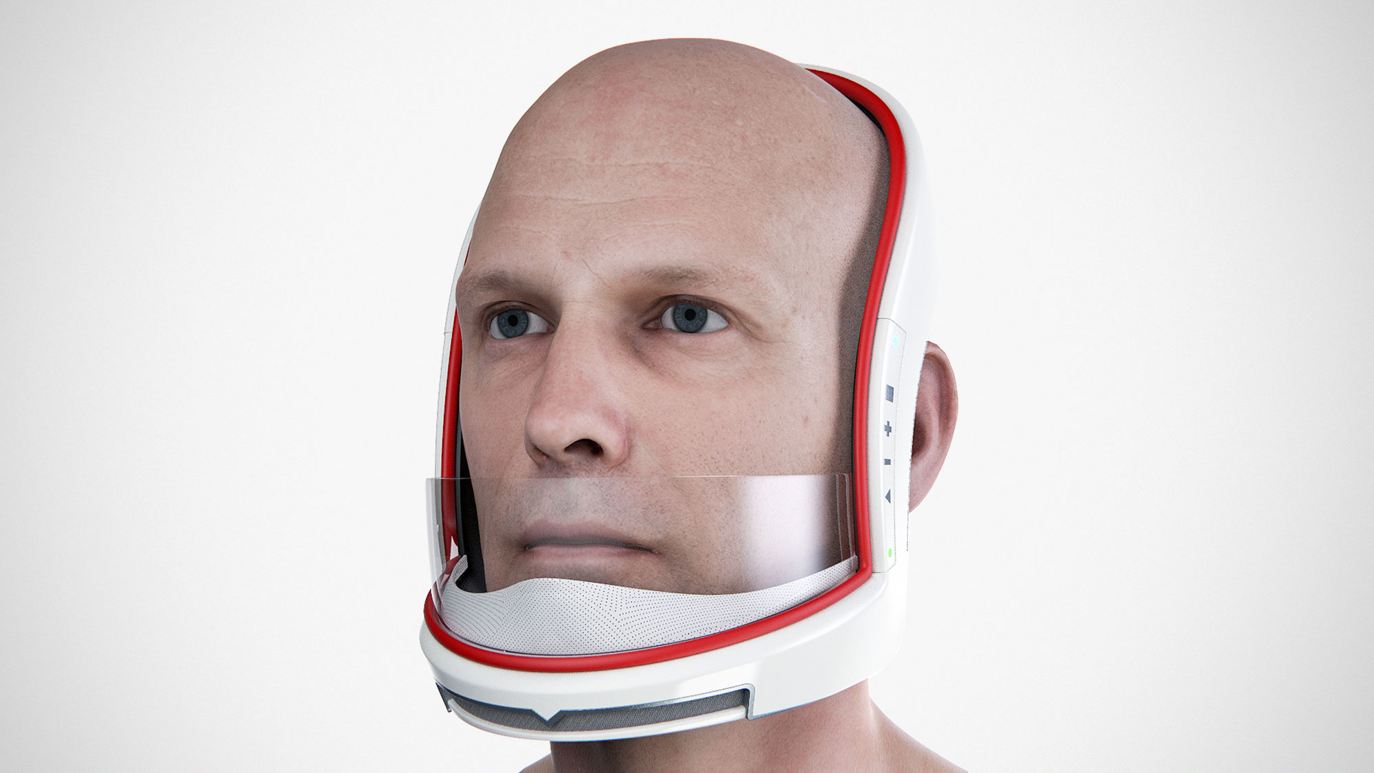 Elon Mask Concept Mask by Lease Fetcher
