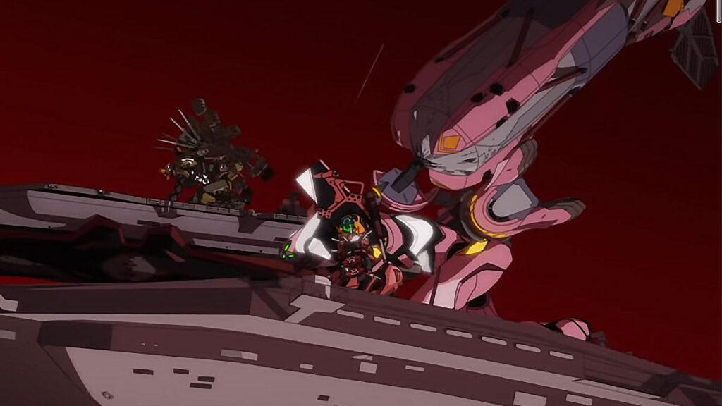 Evangelion 3.0+1.0 Movie Trailer 3 Revealed
