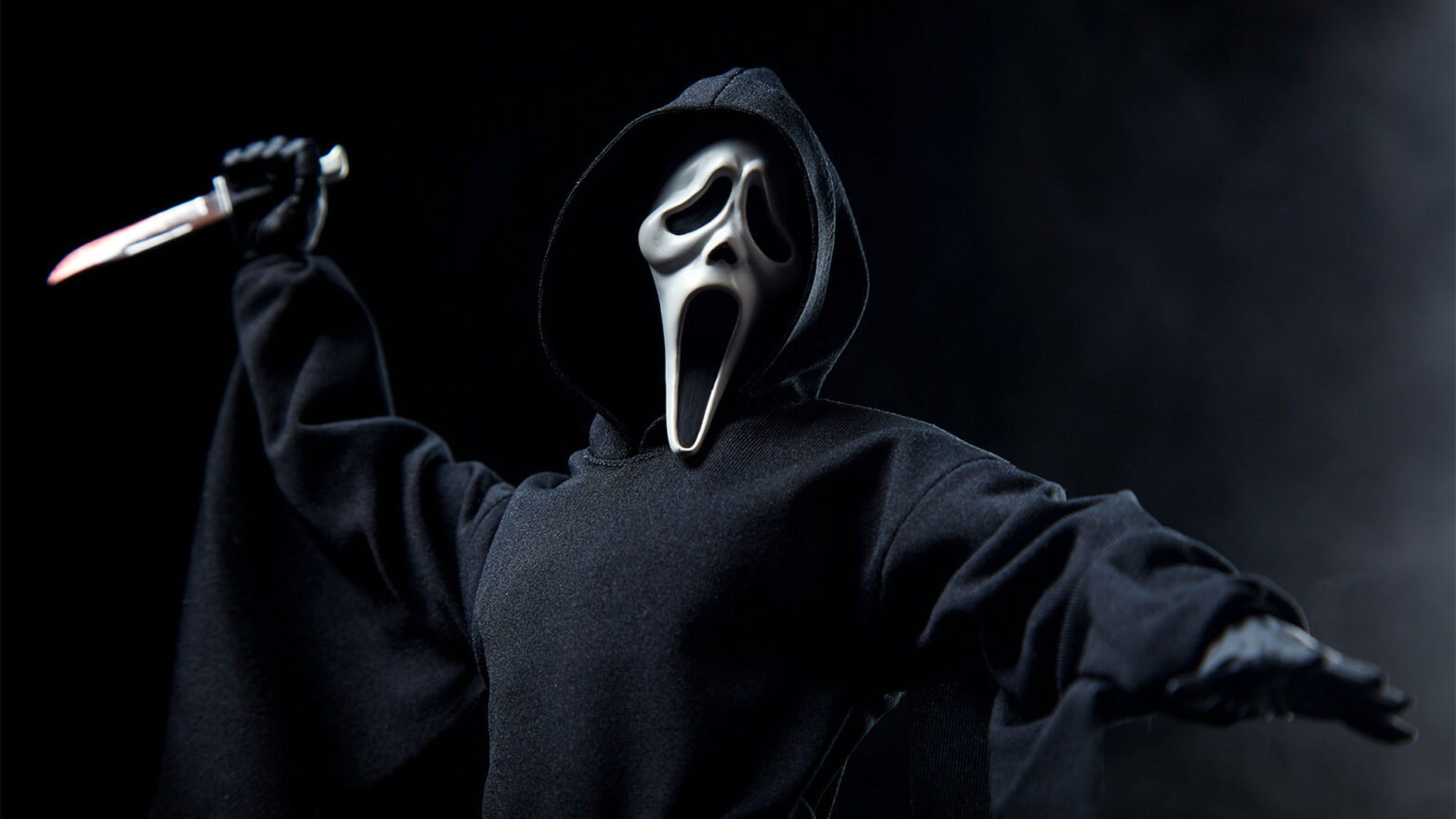 Ghost Face Sixth Scale Figure by Sideshow