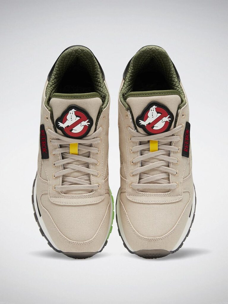 Ghostbusters Classic Leather Shoes