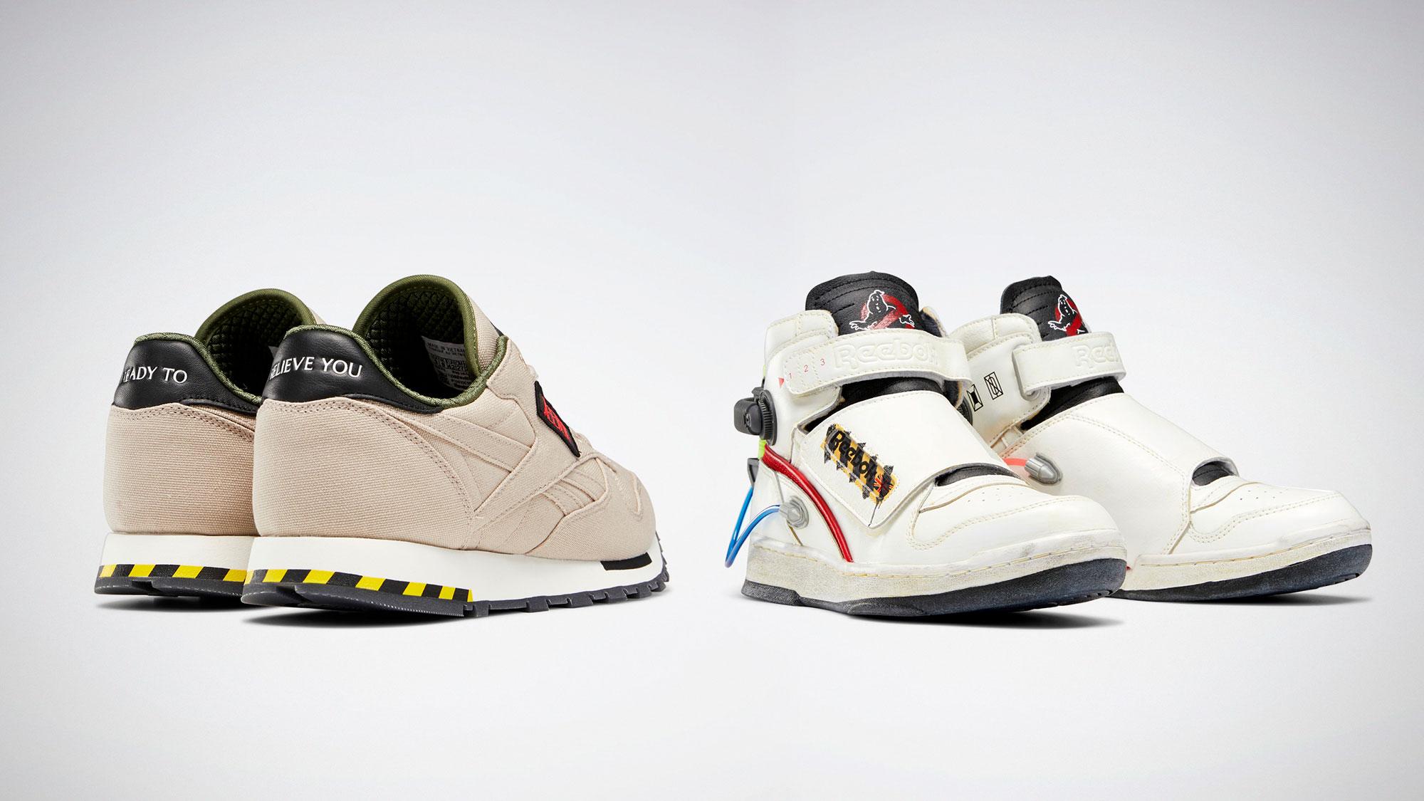 Ghostbusters x Reebok Sneakers