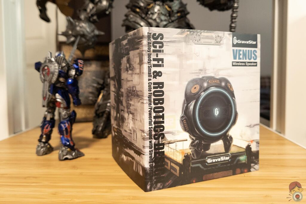 GravaStar Venus Bluetooth Speaker Review