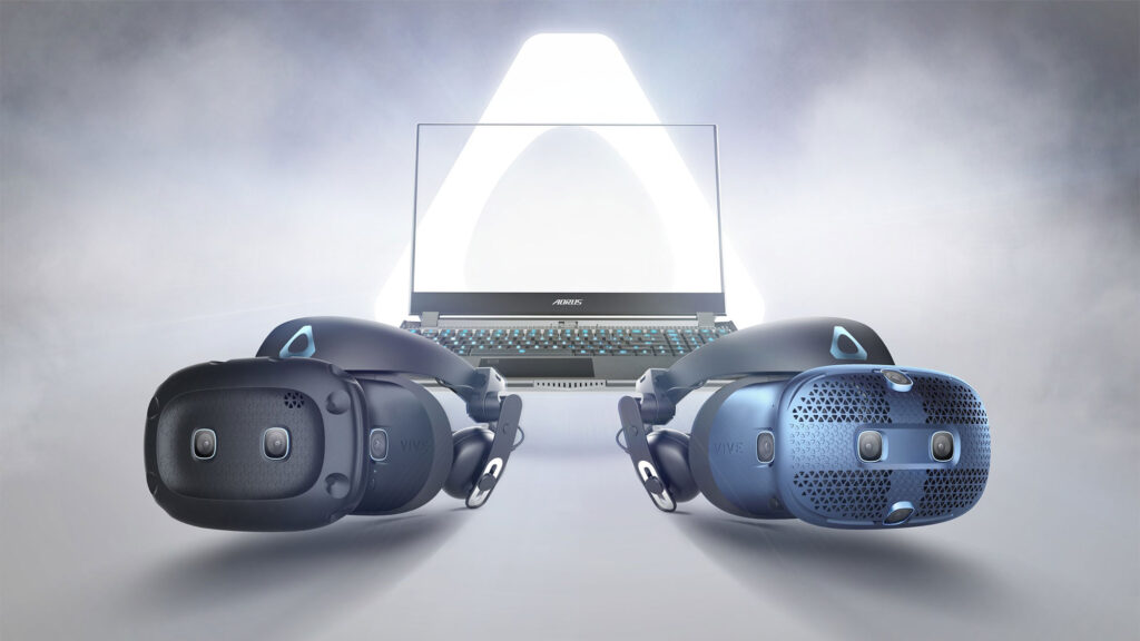 HTC VIVE Cosmos Series x AORUS 15G Bundle