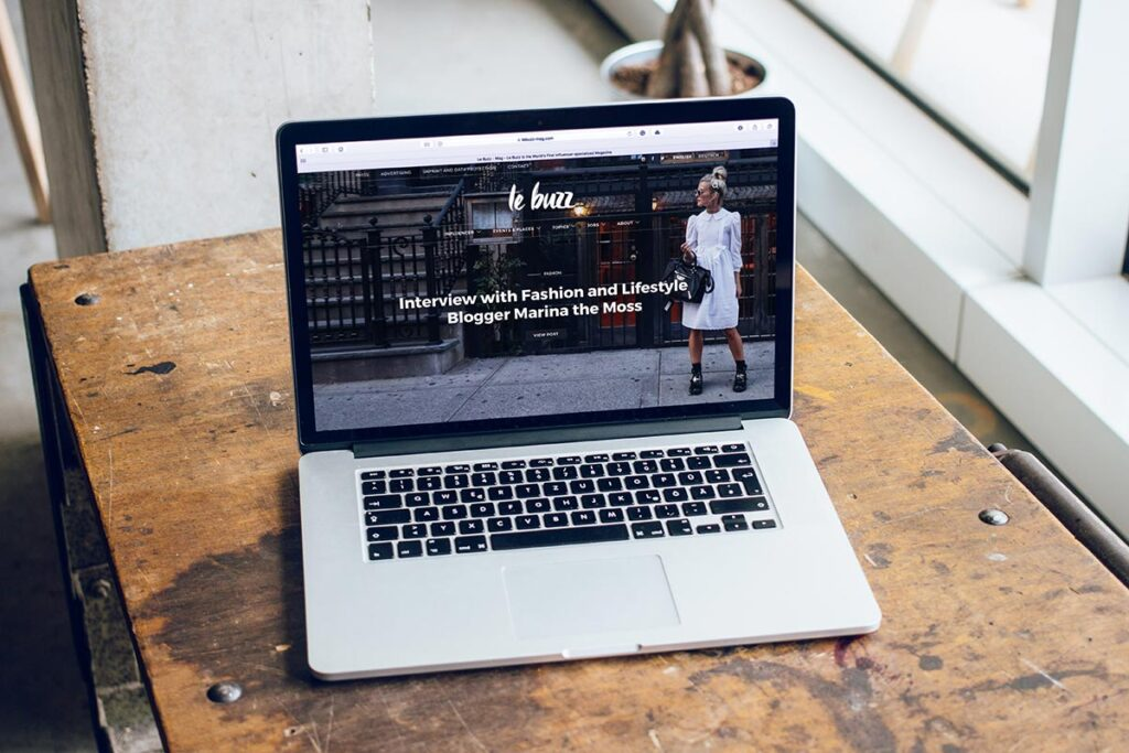 How To Create a Show-Stopping Website From Scratch