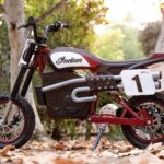 """Indian Motorcycle Is Selling An Electric """"FTR"""" For Kids 8 Years And Up"""