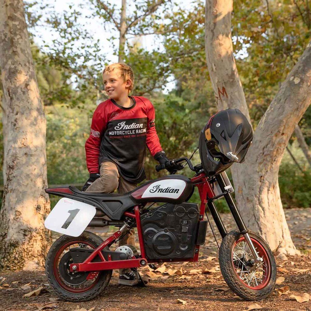 Indian Motorcycle eFTR Jr Motorcycle