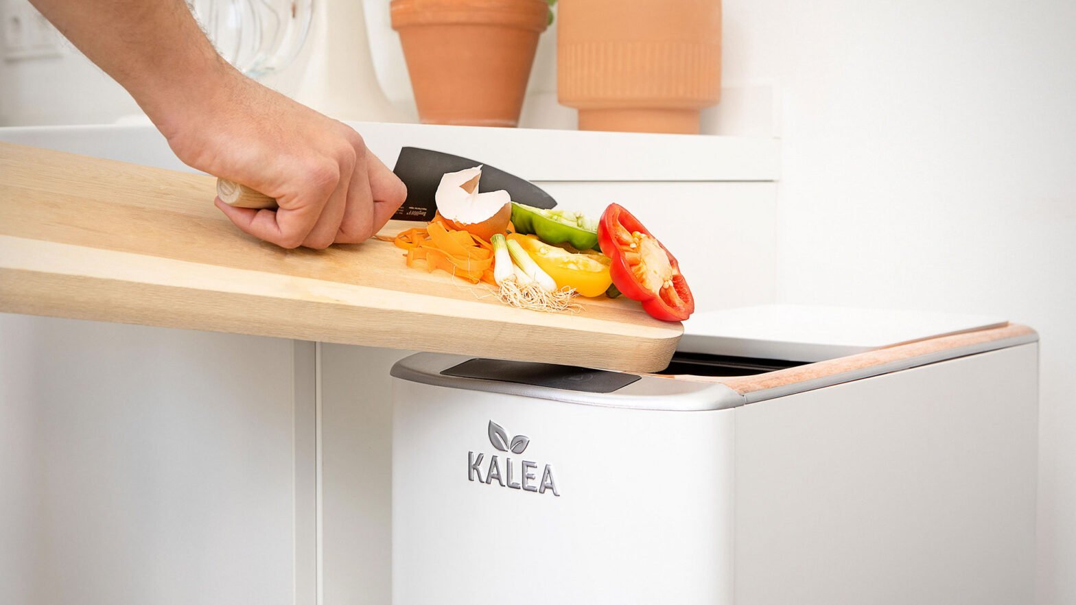 KALEA Fully Automatic Kitchen Composter