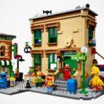 LEGO Ideas 21324 <em>123 Sesame Street</em> Set Is Strangely Not For Children