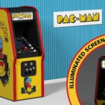 Proposed LEGO Ideas 875-piece Pac-Man Arcade Has Light Up Screen And Sign