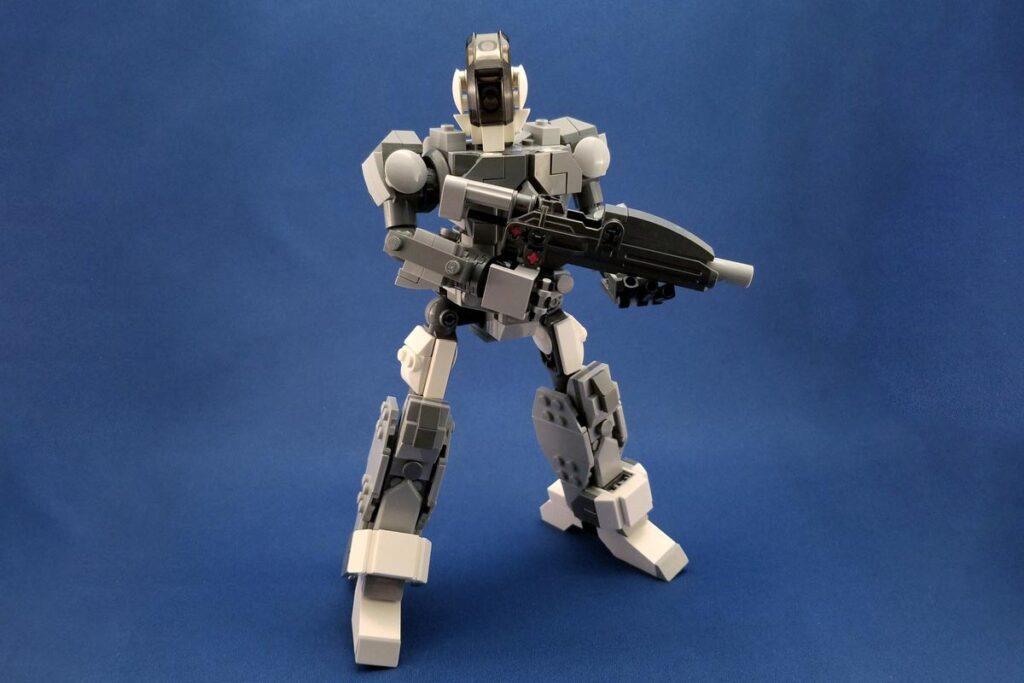 LEGO Ideas VR-052 Ride-Armor by daikoncat