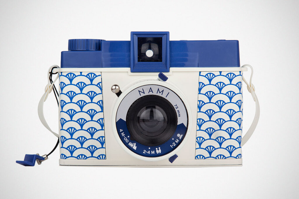 Lomography Diana F+ Nami Edition Camera