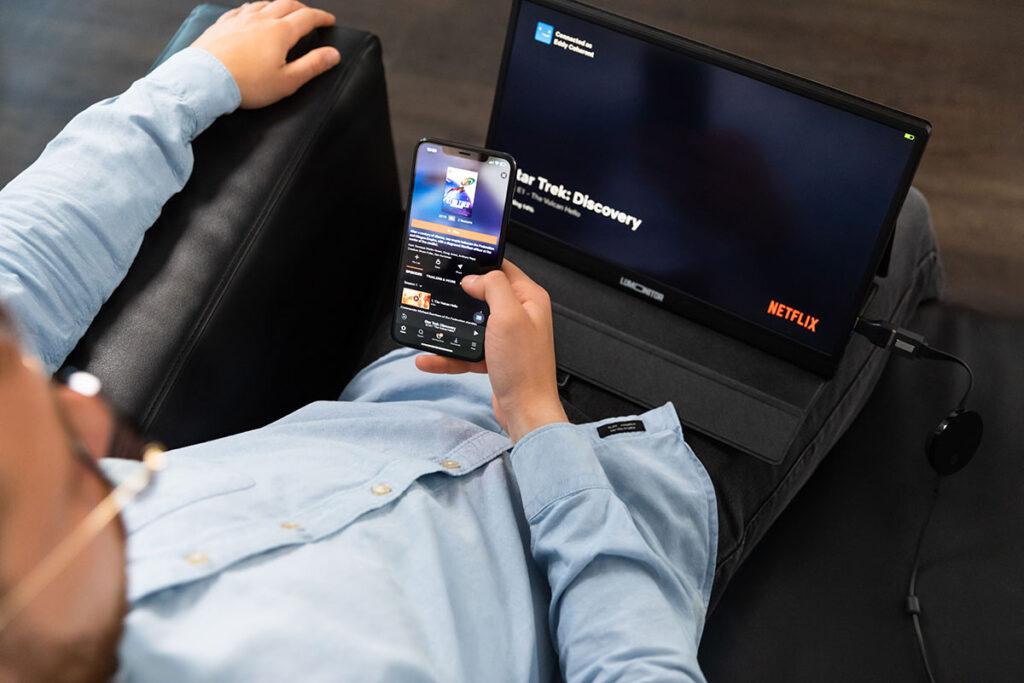 Lumonitor Portable 4K Monitor Pre-order
