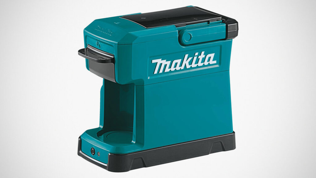 Makita 18V LXT/12V Max CXT Cordless Coffee Maker