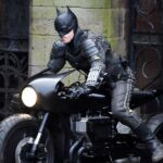 The Batcycle in Matt Reeves' The Batman: A Hint Of The Movie's Overall Setup