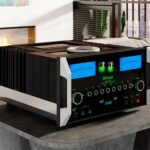 McIntosh's New Hybrid Integrated Amp Is Loaded With Connectivity That Will Make Audiophiles Cry With Joy