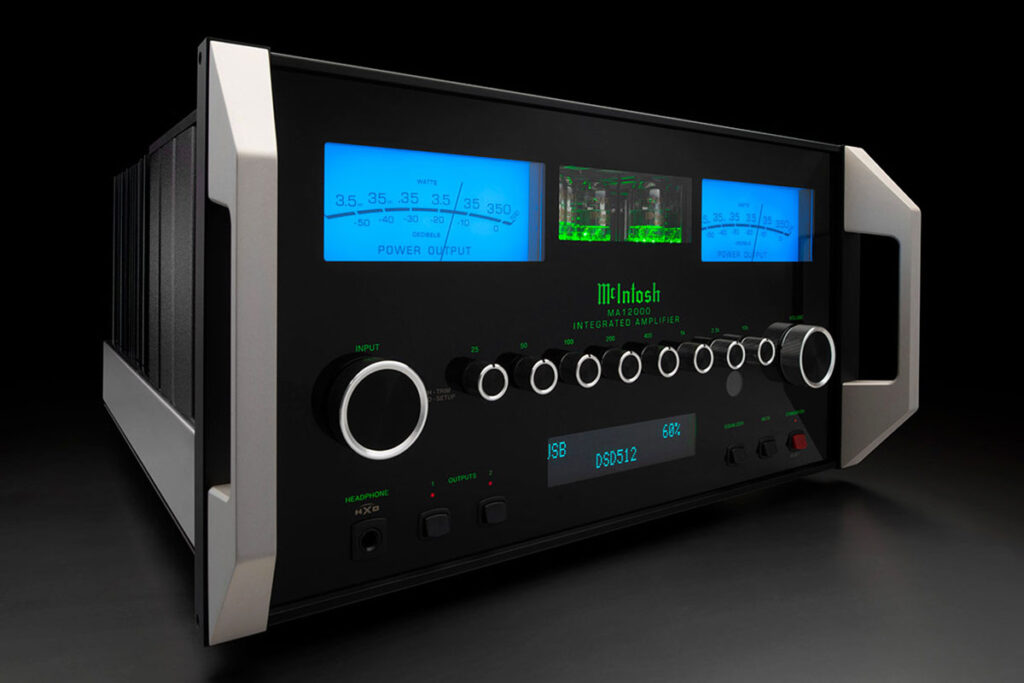 McIntosh MA12000 Hybrid Integrated Amplifier