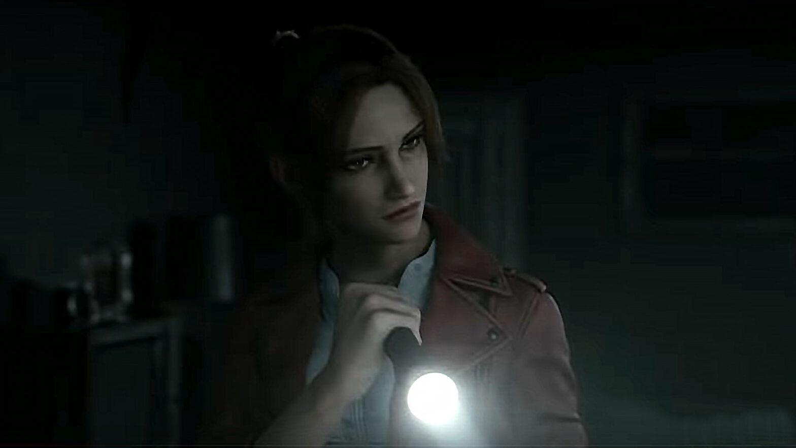 Netflix Resident Evil Infinite Darkness Teaser Trailer