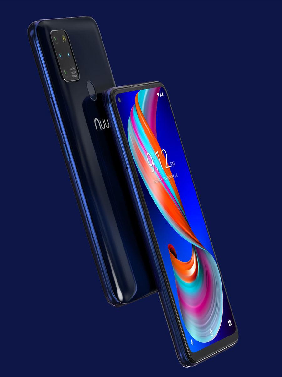 Nuu Mobile G5 Smartphone