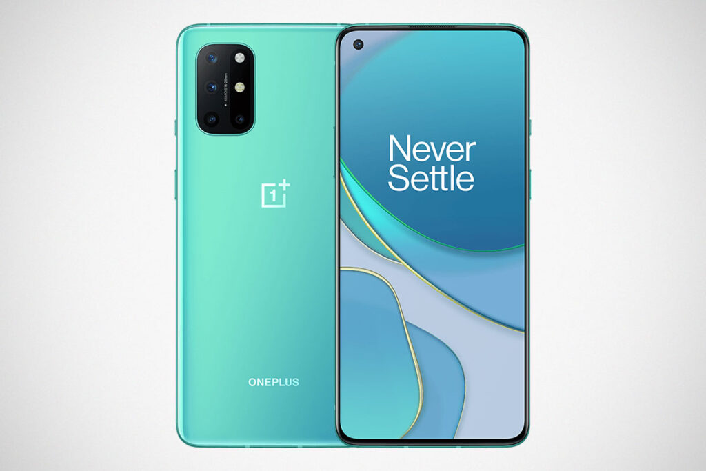 OnePlus 8T Android Smartphone