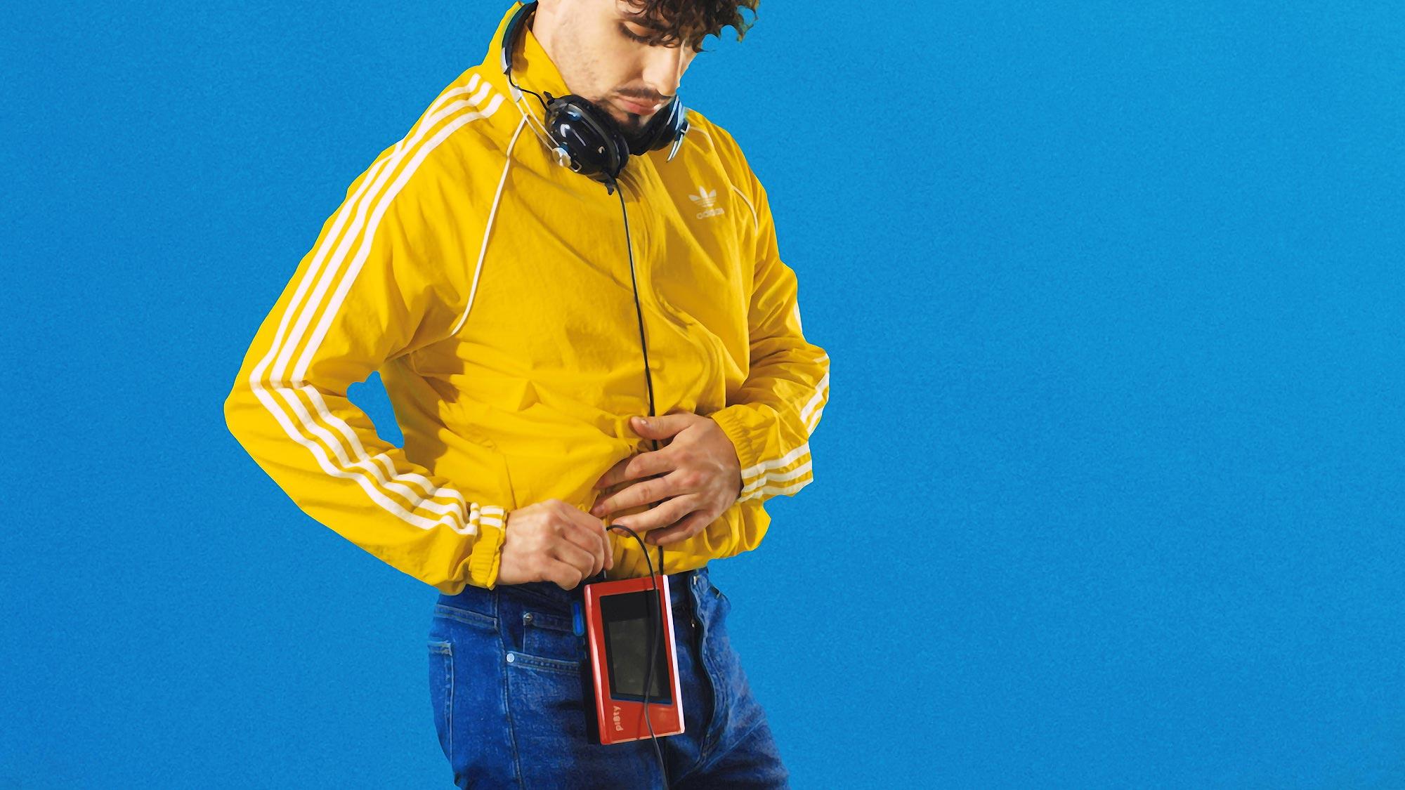 Pl8ty Portable Bluetooth Speaker