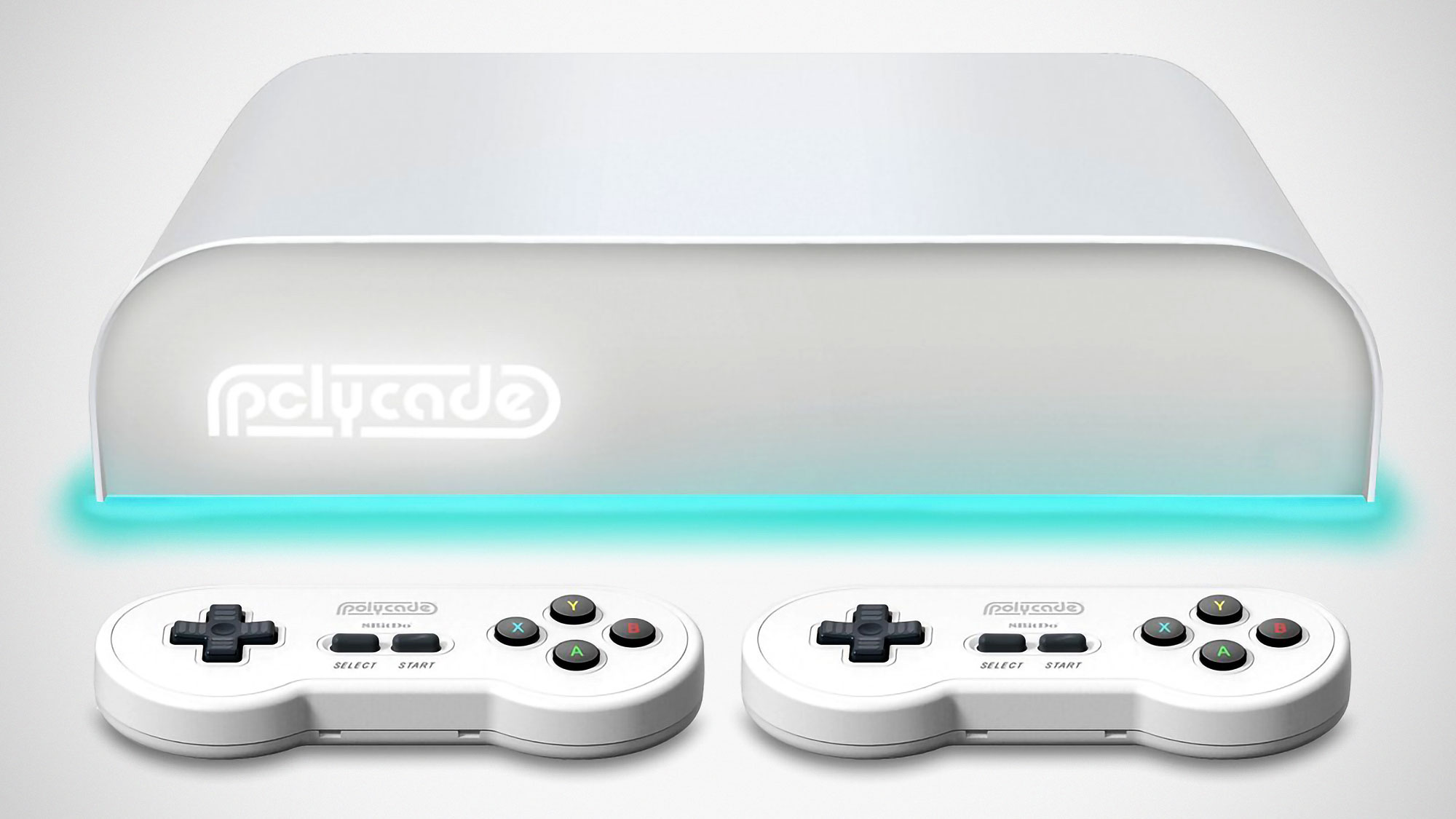 Polycade 2600 PC Game Console