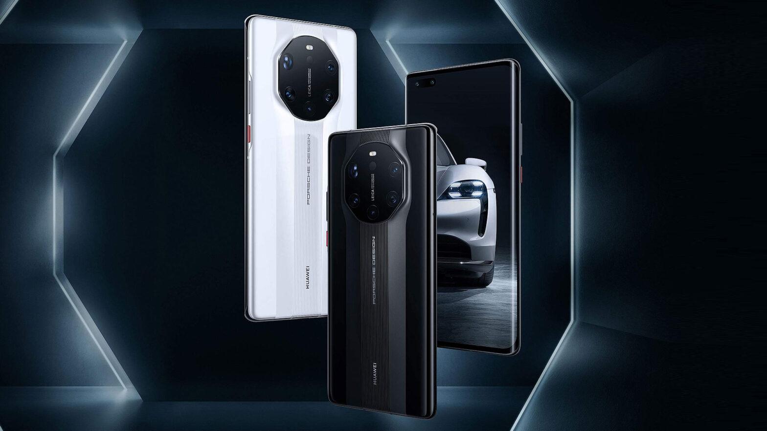 Porsche Design Huawei Mate 40 RS Smartphone