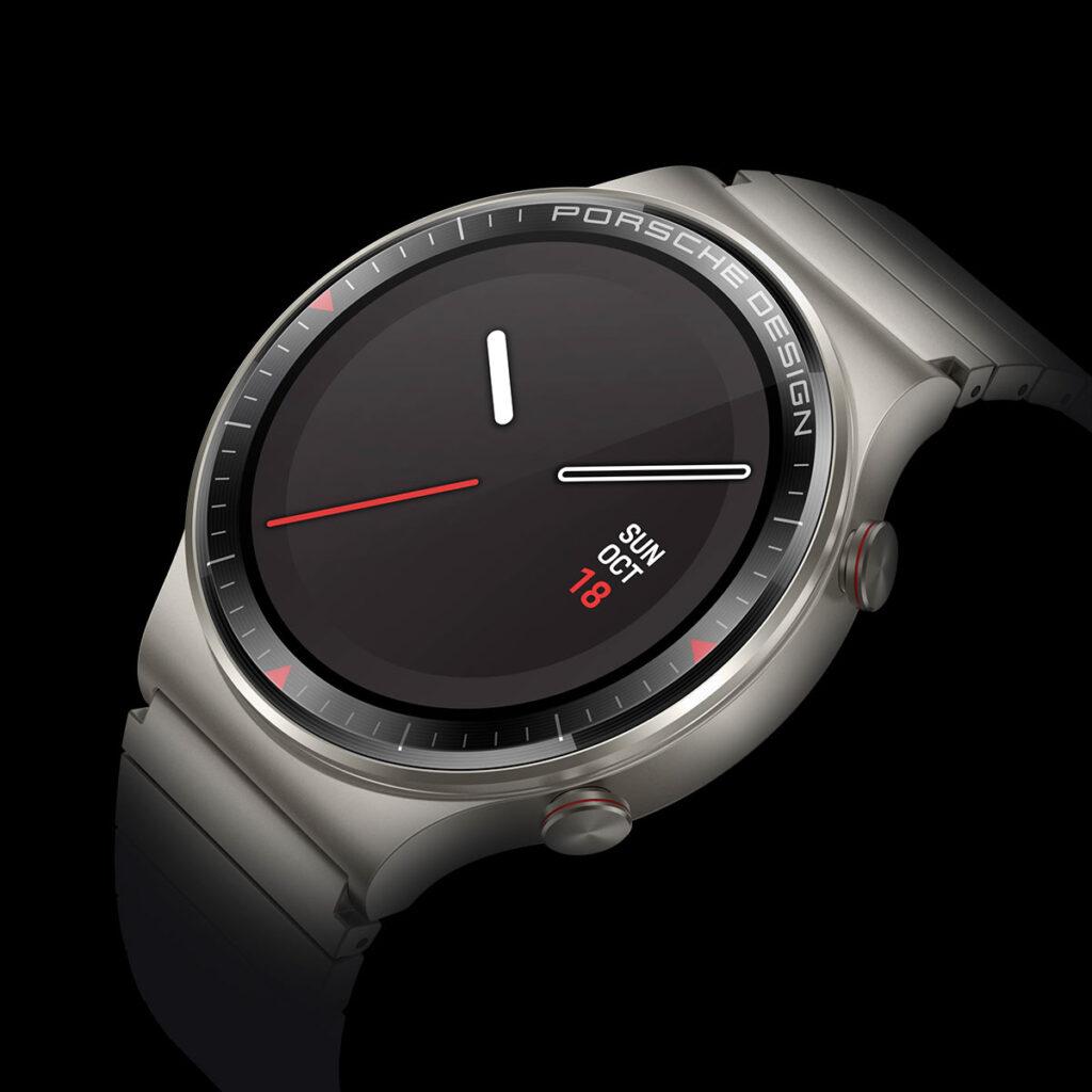 Porsche Design Huawei Watch GT 2 Smartwatch